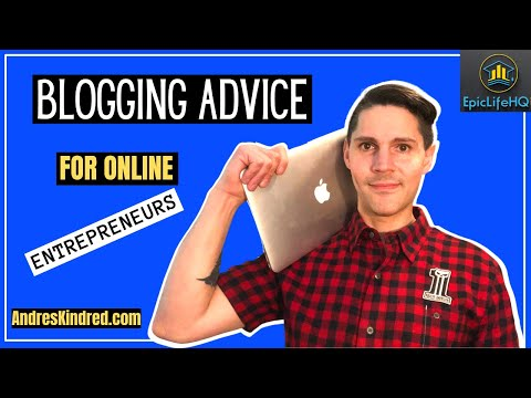 Amazing Blogging Advice For New Online Entrepreneurs In The Making