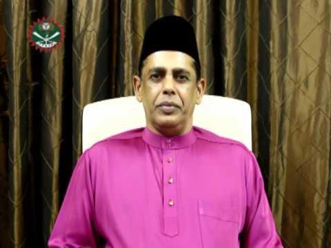 Perutusan YM Guru Utama Sempena Ramadhan 1437H