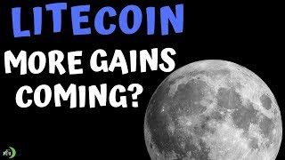 LITECOIN (LTC) | MORE GAINS TO COME?