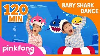 2 hours Baby Shark Dance Loop   Baby Shark Non-Stop   Baby Shark Dance Non Stop   +Compilation
