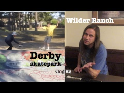 Derby Skatepark, Wilder Ranch - Santa Cruz CA