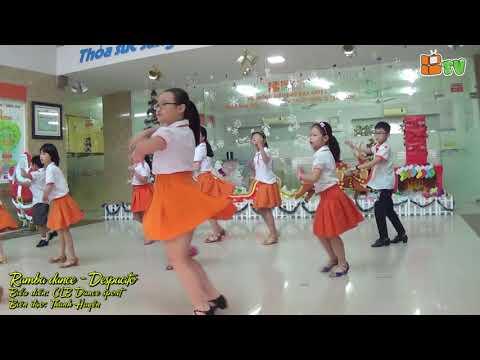 """Rumba dance – Despacito"" – CLB Dance Sport"