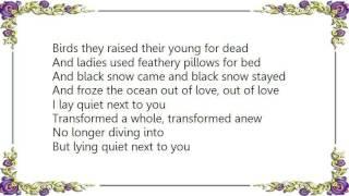 Bat for Lashes - Seal Jubilee Lyrics