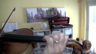 Learn Angelina Baker on the Fiddle by Fiddlerman