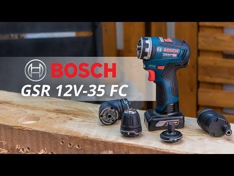 Tool-Test: Der BOSCH GSR 12V-35 FC Akku Bohrschrauber