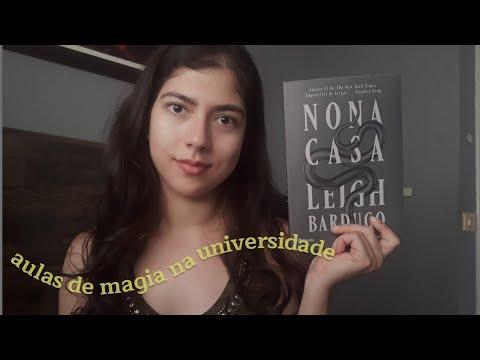 NONA CASA (Leigh Bardugo)| magia em Yale