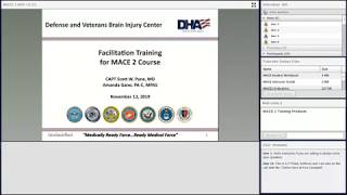 MACE 2 Provider Training Video