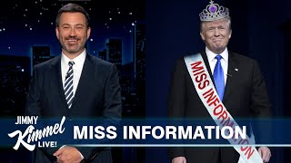 Donald Trump is the #1 Spreader of Misinformation