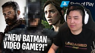 PlayStation State of Play - NEW Batman Game Reveal FAIL!! [REACTION]