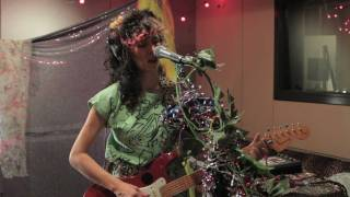 Cibelle - The Gun and the Knife (Live on KEXP)