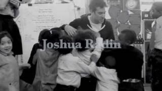 Joshua Radin Talks Streetlight (The Rock and the Tide Webisode #1)