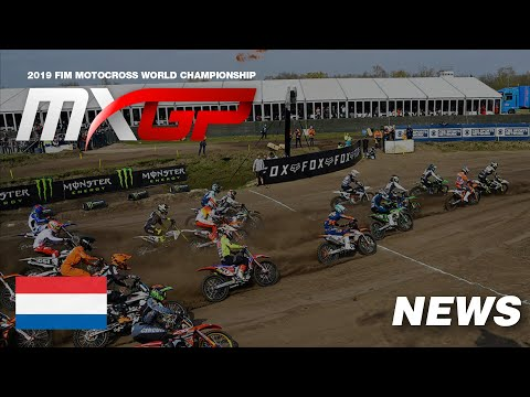 News Highlights MXGP of The Netherlands 2019 #motocross