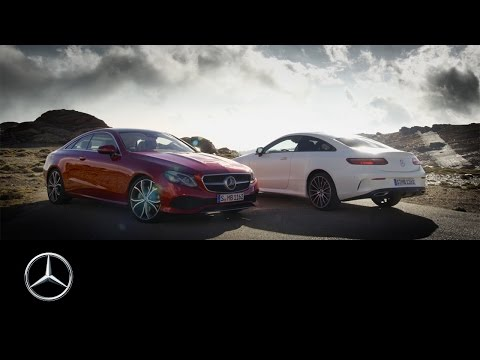 Mercedes-Benz Clase E Coupé 2018