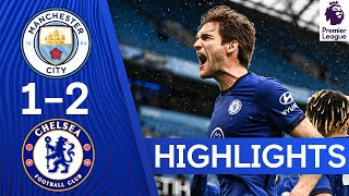 Manchester City 1-2 Chelsea Pekan 35