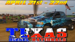If youre into diesels and thick black smoke the Texas Motorplex