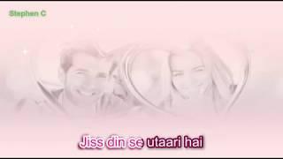Tasavir teri dil me - Maya 1961 - Karaoke Highlighted Lyrics