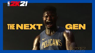 Greatness will walk among us. As one of the best up-and-coming talents in the next generation of NBA stars, Zion Williamson represents the future as the cover athlete for the next-generation version of NBA 2K21   NBA 2K21. Everything is Game