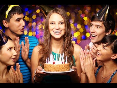 Как поздравить  с днем рождения в ВК