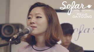 Hello GA-YOUNG (안녕하신가영) - You & Me | Sofar Seoul
