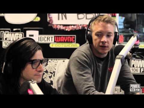 Skrillex + Diplo Talk Paris Hilton, Taylor Swift and Jack Ü