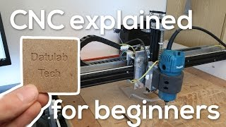 CNC Tutorial for Beginners