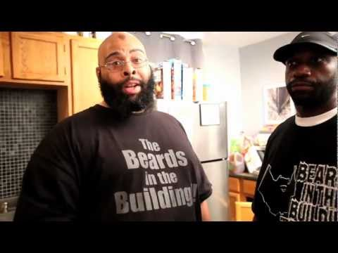 """FROST COOKTV"" COOKING GRILLED SALMON N SHRIMP WITH  MALIK B (FROM THE ROOTS CREW) AND FREEWAY"