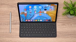 Huawei MatePad 11 (2021) Review.  An AWESOME 399 Euro Tablet!