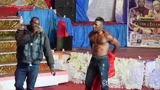 GOLOLA MOSES VS CAPTAIN RICKY OF THE EBONIES VJ JINGO SELONGONAKAKUWEREZA LIVE FROM LABOITA
