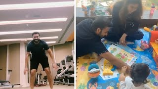 Rohit Sharma Fun With His Family During Lockdown | Sports Star