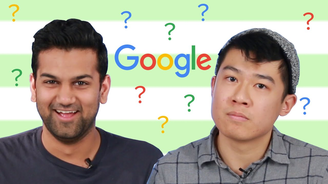 Men Answer Commonly Googled Questions About Men thumbnail