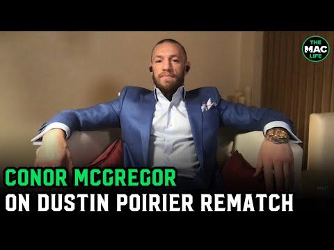 Макгрегор назвал желаемого соперника в поединке за титул