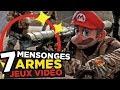 7 mensonges sur les armes