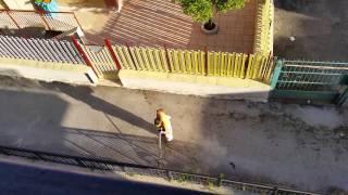 preview picture of video 'Cercola alle 7 di mattina di un Sabato'