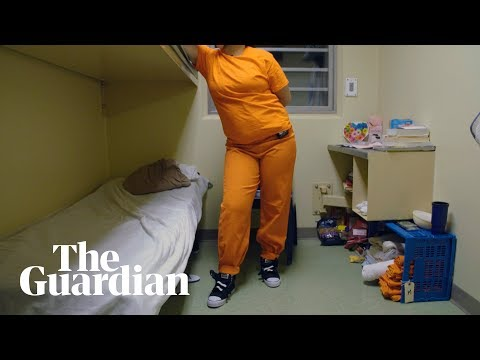 The deadly Sex-traffickiing cycle of incarcerated women in American Prisons. (2018) [32:03]