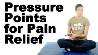 5 Pressure Points for Pain Relief - Ask Doctor Jo