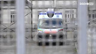 Il Covid-19 ferma l'ambulanza del 118