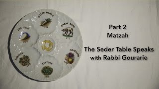 The Seder Table Speaks Part 2
