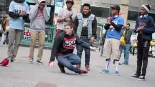 JacobriTV-New York Jerkin Movement -The Tour