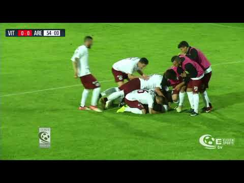 Play-off / Viterbese-Arezzo 0-2, la sintesi