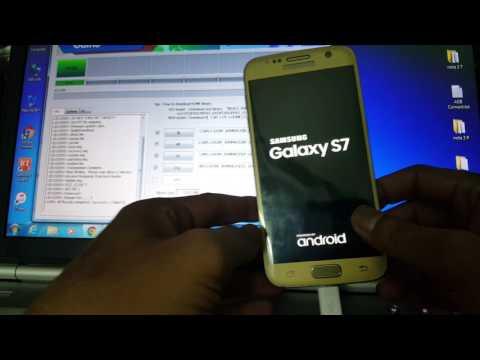 прошивка+COMBINATION Samsung S7 Edge G935S - смотреть онлайн