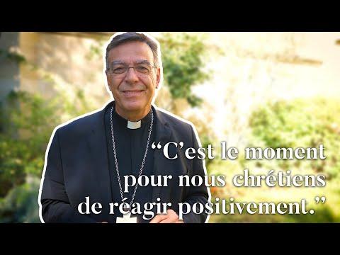 Message de Mgr Michel Aupetit pour la rentrée