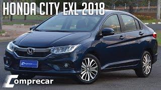 Avaliação: Honda City EXL 2018