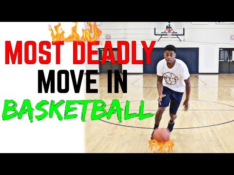 Best dribble move - unstoppable move in basketball