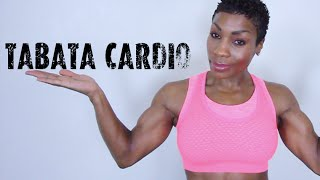 30 Minute Tabata Cardio Workout | Intense Workout | Total Body | Follow Along by Crystal Hawkins