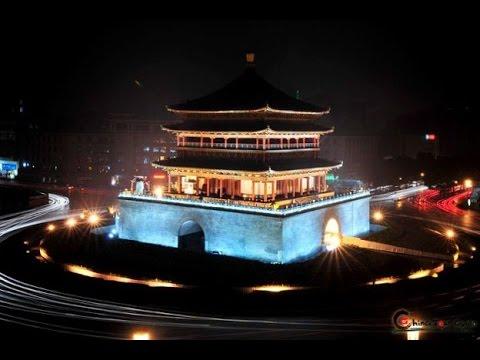"""Главные достопримечательности """"древнего"""" Сианя. Xi'an, China"""