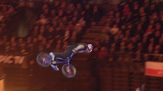 The worlds first BMX 720 front flip It could only happen on