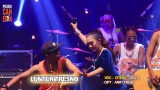 Download lagu Arif Citenx Ft Della Monica Luntur Tresno Ben Edan Mp3
