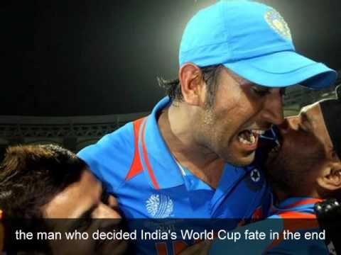 Indian winning 2011 world cup