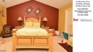 5212 COBBLER COURT, PERRY HALL, MD Presented by Diane Mahaffey.
