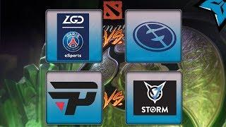 [PT-BR] LGD.PSG vs EG - Dota 2 The International 8